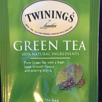 Photo of TWININGS® OF London Green Tea Bags uploaded by Brittany O.