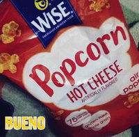 Wise Air Popped Whole Grain Hot Cheese Popcorn uploaded by Kelly F.