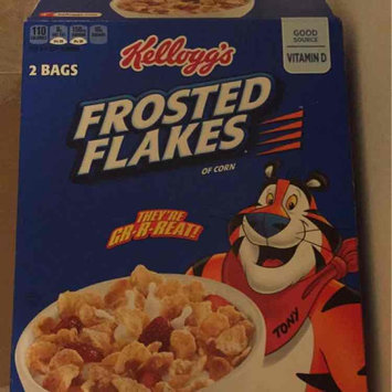 Kellogg's Frosted Flakes Cereal uploaded by Aimeeh L.