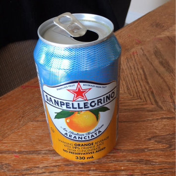 San Pellegrino® Aranciata Sparkling Orange Beverage uploaded by Rhonda L.