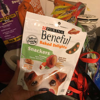 Purina Beneful Baked Delights Snackers Dog Snacks 9.5 oz. Pouch uploaded by Jadiena D.