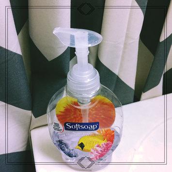 Photo of Softsoap® Crisp Cucumber & Melon Liquid Hand Soap uploaded by Debbie S.