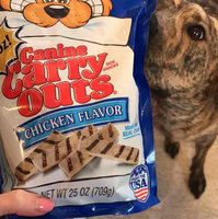 Canine Carry Outs Chicken Flavor Dog Snacks, 25-Ounce uploaded by Niki s.