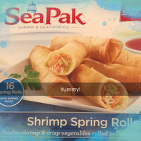 SeaPak™ Shrimp Spring Rolls with Dipping Sauce 20 oz. Box uploaded by Jo-Vonne L.