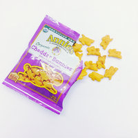 Annie's Homegrown® Organic Cheddar Bunnies® Baked Snack Crackers uploaded by Paige W.