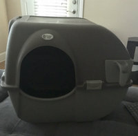 Omega Paw Products RA20 Self Cleaning Litter Box (Large) uploaded by Marci J.