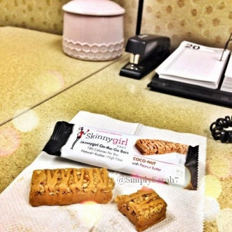 Skinnygirl Daily On-The-Go Bars uploaded by Sarah S.