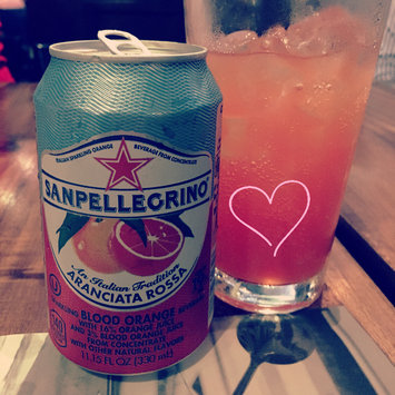 San Pellegrino® Aranciata Rossa Sparkling Blood Orange Beverage uploaded by Luz A.