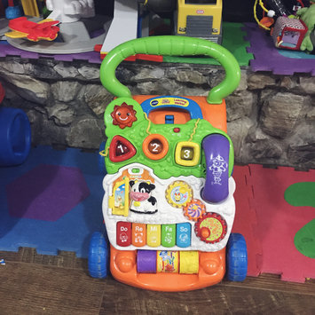 Photo of VTech Sit to Stand Learning Walker uploaded by Amanda K.