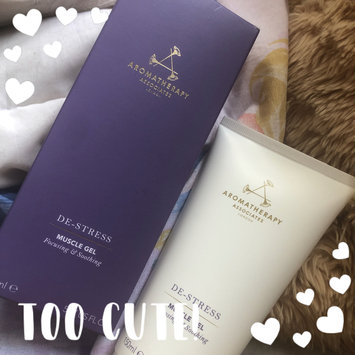 Photo of Aromatherapy Associates De-Stress Muscle Gel uploaded by Giselle N.