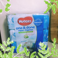 Huggies® One & Done Baby Wipes uploaded by Chatel P.