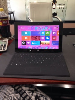 Photo of Microsoft Surface Tablet  uploaded by Alicia H.