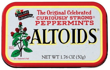 Photo of Altoids Curiously Strong Cinnamon Mints uploaded by Rosy M.