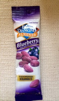 Blue Diamond Blueberry-Flavored Almonds uploaded by member-e246e9a7bf1af21b66e91b5003362c53