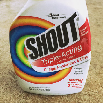 Photo of Shout® Advanced Action Gel uploaded by Callie B.