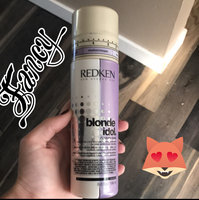 Redken Blonde Idol Custom-Tone Conditioner Gold For Warm Blondes uploaded by jaylin P.