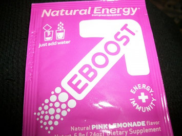 Photo of EBOOST Natural Energy uploaded by Christina S.