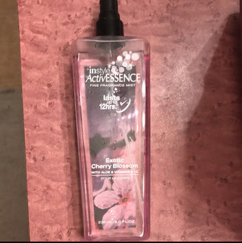 Photo of Instyle Fragrances ActiveEssence Time Released Fragrance Mist, Cherry Blossom, 8 oz uploaded by Melaney M.