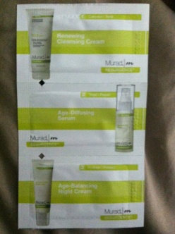 Murad Age Reform Refreshing Cleanser uploaded by Ashley S.