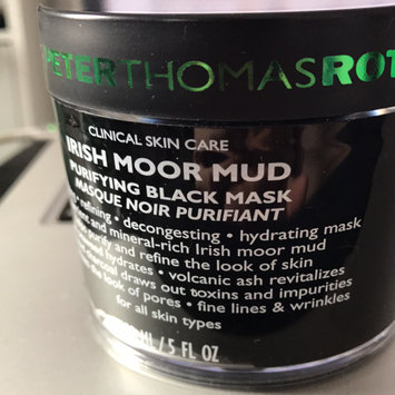 Peter Thomas Roth Irish Moor Mud Purifying Black Mask 5 oz uploaded by Dawn 🇨.
