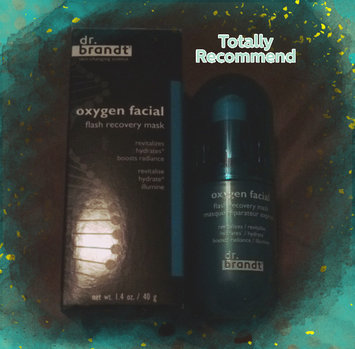 Photo of dr. brandt Oxygen Facial uploaded by Natalie W.