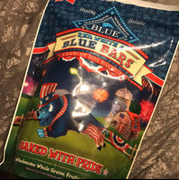 THE BLUE BUFFALO CO. BLUE™ Red, White & BLUE Bars® Stars 'N Stripes Bites Crunchy Dog Biscuits uploaded by April M.