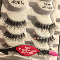 Ardell 5 Pack Lashes Demi Wispies uploaded by Jordan K.