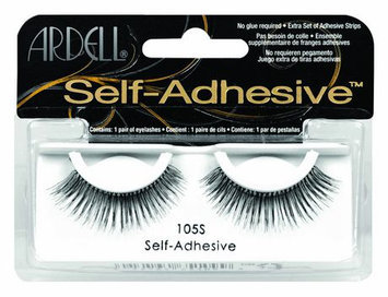 Photo of Ardell Self-Adhesive Lashes uploaded by Maria G.