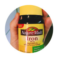 Nature Made Iron Tablets uploaded by Chatel P.