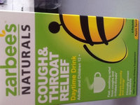 ZarBee's All-Natural Extra Strength Cough & Throat Relief Packets uploaded by Carrie G.