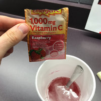 Emergen-C 1000mg Vitamin C Dietary Supplement – Raspberry uploaded by Jeff S.