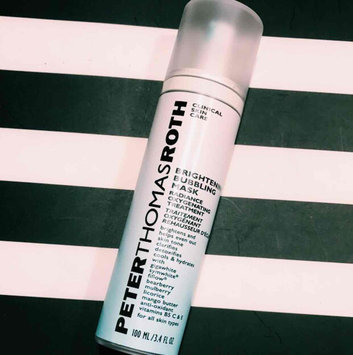 Photo of Peter Thomas Roth Brightening Bubbling Mask 3.4 oz uploaded by Vione B.