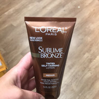 L'Oréal Sublime Bronze Pearl Tinted Lotion uploaded by Nikki K.