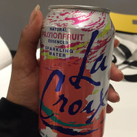 La Croix Passionfruit Sparkling Water uploaded by Pooja s.