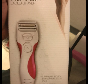 Photo of Panasonic Close Curves 3-Blade Wet/Dry Ladies Shaver uploaded by Ashley M.