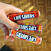 Life Savers Butter Rum Hard Candy uploaded by Sara R.