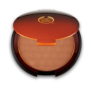 Photo of The Body Shop Honey Bronzing Powder uploaded by Carrie B.
