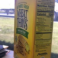 Nabisco Wheat Thins Reduced Fat 100% Whole Grain Crackers uploaded by alexis b.