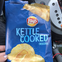 LAY'S® Kettle Cooked Original Potato Chips uploaded by Amanda B.