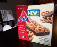Atkins Advantage Caramel Chocolate Nut Roll Bars uploaded by amanda f.