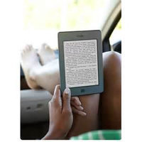 Kindle Touch uploaded by Gladys A.