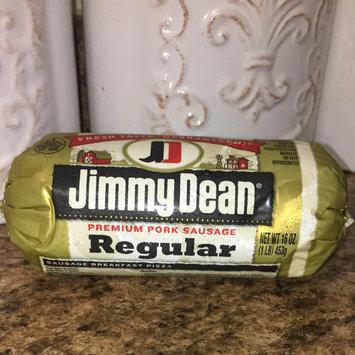 Photo of Jimmy Dean Regular Pork Sausage 16 oz uploaded by Krista L.