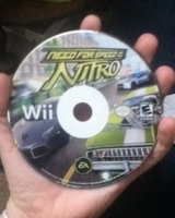 Electronic Arts Need for Speed: Nitro (Nintendo Wii) uploaded by Carly m.