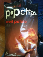 popchips® sea salt potato uploaded by Brittany B.