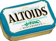 Altoids Cinnamon Mints uploaded by Jennifer M.
