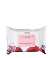 KORRES Pomegranate Cleansing & Make-Up Removing Wipes uploaded by Sadie B.