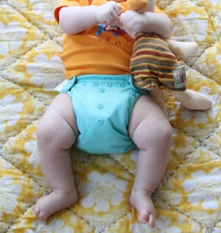 Photo of Bumgenius  Cloth Diapers uploaded by Madison P.