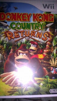 Donkey Kong Country Returns Wii uploaded by Glenys M.