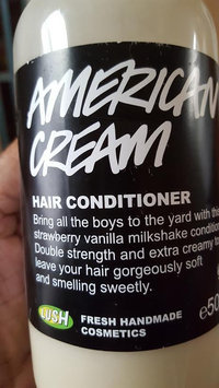 Lush American Cream Conditioner uploaded by Janis C.