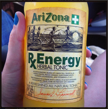 Photo of AriZona Rx Energy Iced Tea uploaded by Stacy P.
